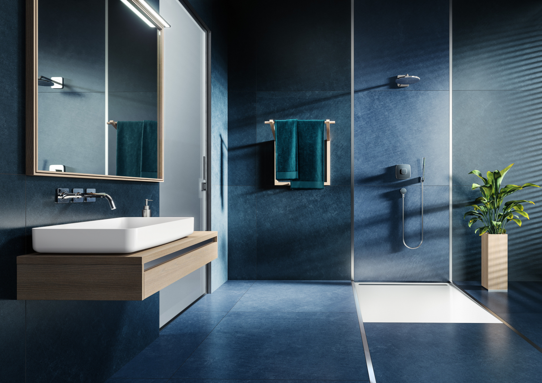 Stylové umyvadlo vhodné do každé koupelny