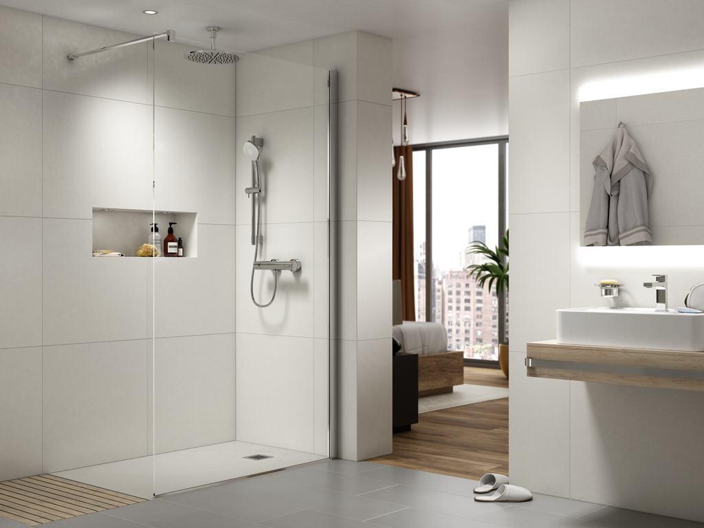 Moderna v koupelně