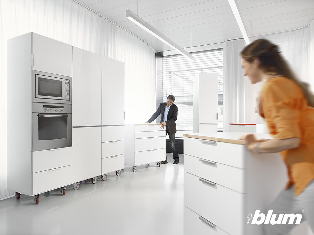 Kuchyně na zkoušku
