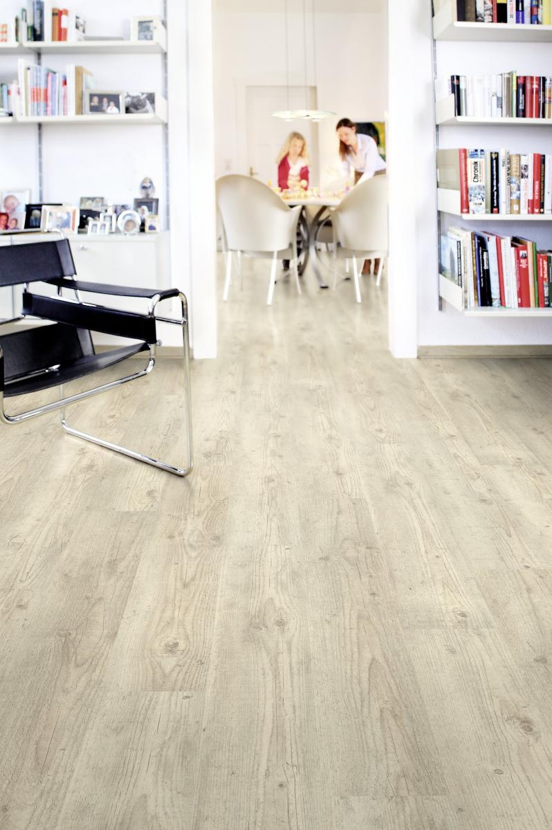Elastická podlaha