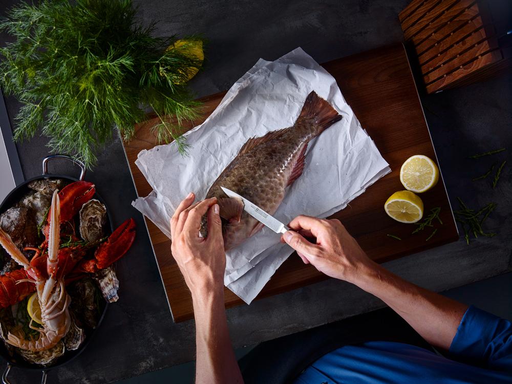 IKON Nůž filetovací