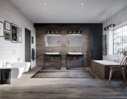 Originální koupelna