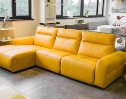 Precizně provedená a kvalitní sedací souprava Santa Barbara od značky Steinhof