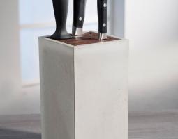 Blok na nože betonový