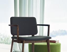 Stylová židle HATI