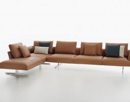 Moderní sedací souprava