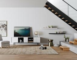 Komoda a televizní stolek Ostuni