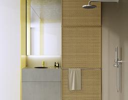 Elegantní koupelna s podomítkovým systémem