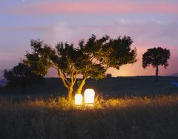 Osvětlení na zahradu