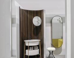 Koupelnová stěna