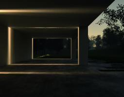 Venkovní podsvícení