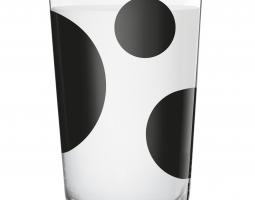 Sklenička na mléko