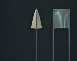 Designové stojací lampy