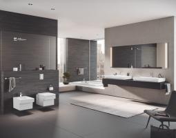 Moderní koupelnový design