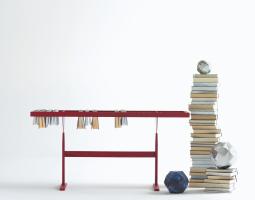 Knihovna pro zavěšení knih