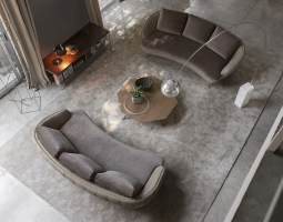 Luxusní sedačka