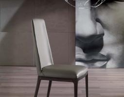 Kožená židle