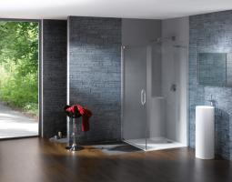 Elegantní sprchový kout