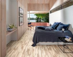 Designová dřevěná podlaha