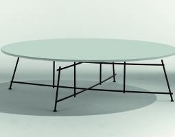 Prostorný konferenční stůl