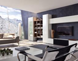 Variabilní obývací stěna NEO