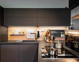 Kuchyně Schüller v jemném matném provedení