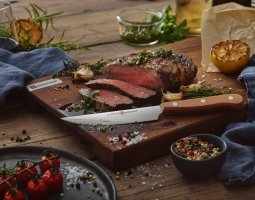 Steakové nože 4 ks