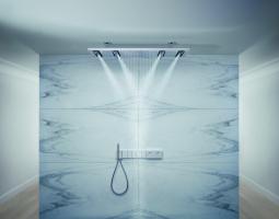 Ruční a hlavová sprcha Edge