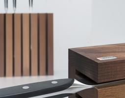Blok na nože magnetický