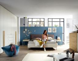 Jednoduchá ložnice
