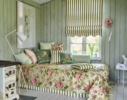 Romantická textilie