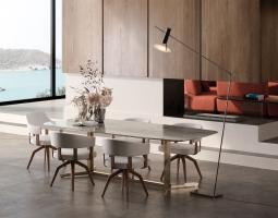 Mramorový stůl