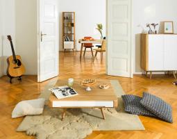 Městský byt v moderním pojetí