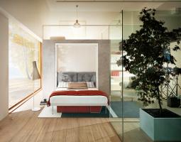 Výklopná postel